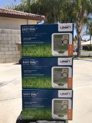 Sprinkler timer for Sale in Bakersfield, CA