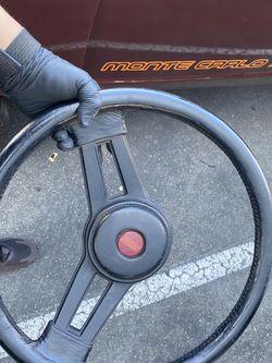 Monte Carlo Ss Steering Wheel Oem for Sale in Hayward,  CA
