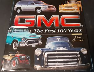 Brand New!!! GMC First 100 Years History Book for Sale in San Antonio, TX