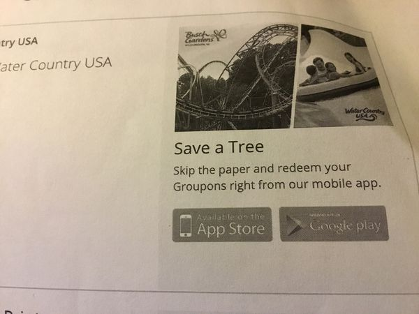 Bush Gardens Williamsburg and Water Country USA tickets