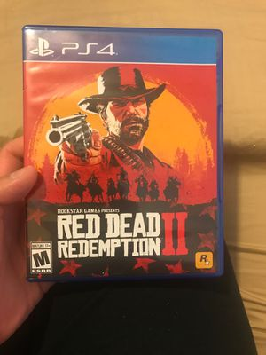 Red Dead Redemption 2 for Sale in Rockville, MD