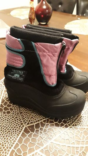 Snow girl boots size 13 for Sale in Anaheim, CA