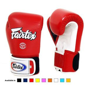 New & Clean (Worn once) Fairtex Boxing Gloves for Sale in Austin, TX