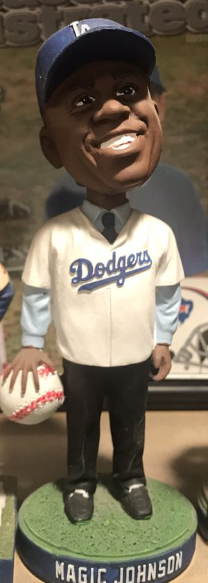 Majic Johnson bobblehead for Sale in Los Angeles, CA