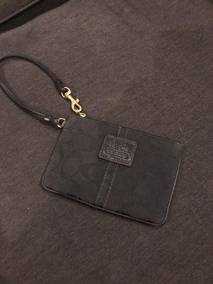 Black Coach Wristlet for Sale in Nashville, TN