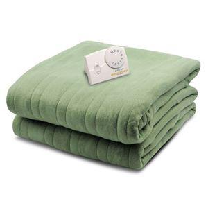 Biddeford Blankets Comfort Knit Fleece Heated Electric Blanket, Twin for Sale in Mesquite, TX