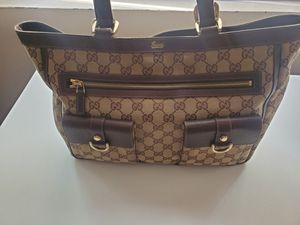 Brown Gucci Handbag / Purse / Tote Bag for Sale in Los Angeles, CA