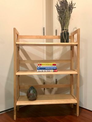 Folding bookcase for Sale in Oakland, CA