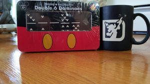 Disney Domino set and Mug brand new for Sale in North Providence, RI