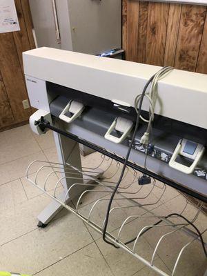 Plotter Printer for Sale in Sallisaw, OK