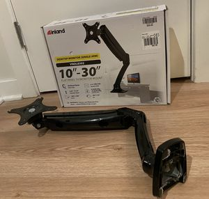 "10""-30"" VESA Monitor Arm for Sale in Silver Spring, MD"