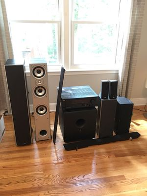 Stereo system Polkaudio for Sale in Bethesda, MD