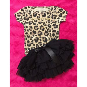 Baby Girl Clothes | Bodysuit & Tutu 18 Months 🎀 for Sale in Miami, FL