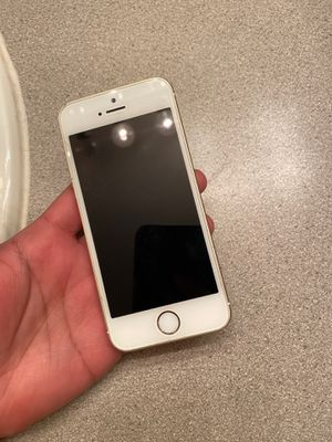 iPhone 5S good conditions (12.2 GB) for Sale in Orlando, FL