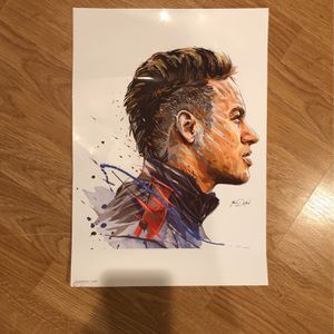 Neymar Jr. Poster for Sale in Salinas, CA