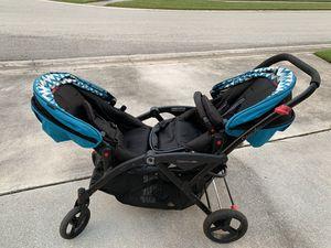 Contours Options Elite Tandem Double Stroller for Sale in Boca Raton, FL