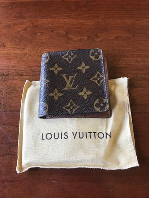Men's Louis Vuitton wallet for Sale in CT, US