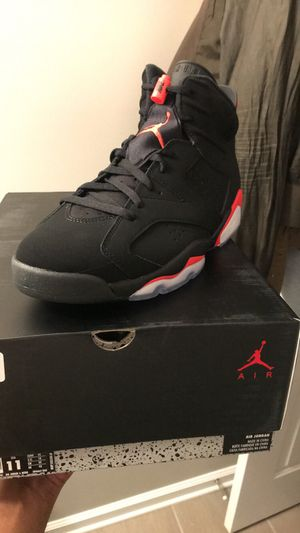 Brand New Size 11 Nike Air Jordan Retro 6 Infrared for Sale in Washington, DC