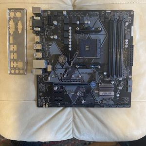 Prime B450m-a Asus Mini Atx Motherboard for Sale in Portland, OR