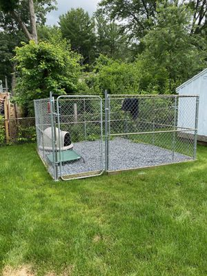 Dog kennel 12x12 for Sale in Holbrook, MA
