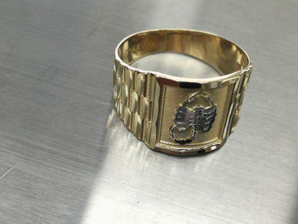 Gold 14K ring