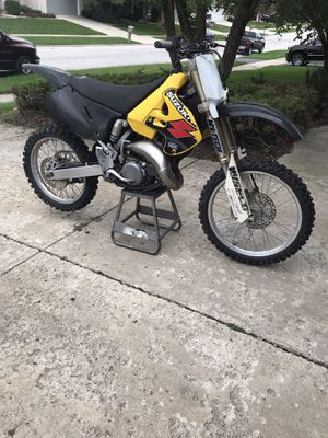 Suzuki Rm 125 for Sale in Palos Park, IL