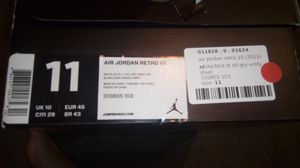 Air Jordan Retro 10s for Sale in Rockville, MD
