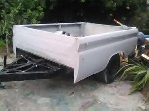 66 Chevy boxs trailer for Sale in Everett, WA