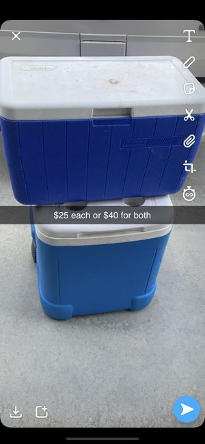 Coolers for Sale in Layton, UT