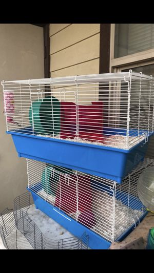 Great choice hamster cage for Sale in Houston, TX