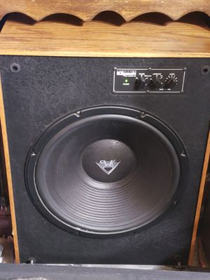 Klipsch subwoofer cabinet for Sale in O'Fallon, MO
