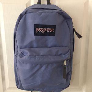 Blue Jansport Backpack for Sale in Oakland Park, FL