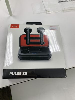 ZIZO Pulse Z6 AirPods Bluetooth Headphones for Sale in Pineville, LA