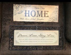Home Decor Signs for Sale in Murfreesboro, TN
