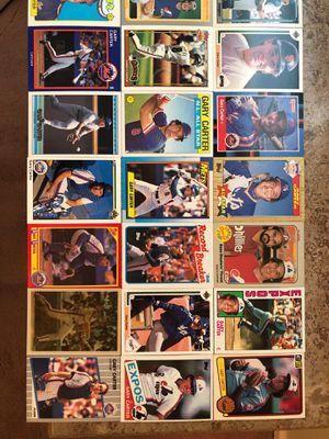 Baseball Cards - Gary Carter for Sale in Princeton, NJ