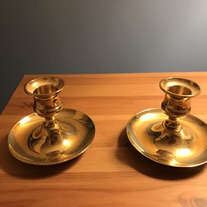 Brass Candlestick Holders for Sale in Fairfax, VA