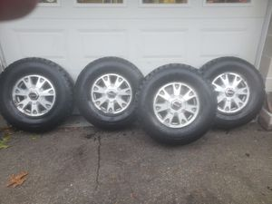 GMC ZR2 Wheels & Tires. S10, Sonoma for Sale in Westerly, RI