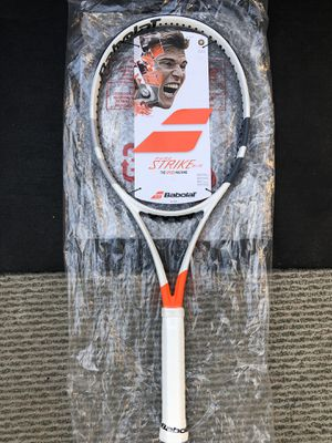 Babolat Pure Strike 16x19 2017 4 3/8 Grip Brand NEW!! Tennis Racket / Racquet for Sale in Westminster, CA