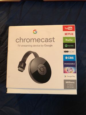 Chromecast for Sale in Oak Park, MI