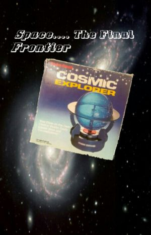 """Vintage """"Cosmic Explorer"""" by Radio Shack 🎁 for Sale in Parma, OH"""