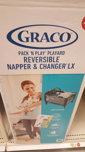 Graco reversible napper changer for Sale in San Francisco, CA