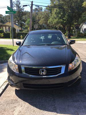 2008 Honda Accord EX-L for Sale in Tampa, FL