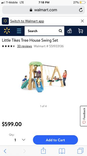 Little tykes used play set for Sale in Lake Worth, FL