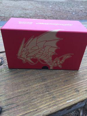 Pokemon Break Point empty storage box for Sale in Brentwood, NC