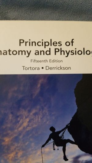 Brand new Anatomy and Physiology textbook WITH UNUSED CODE for Sale in Glendale Heights, IL