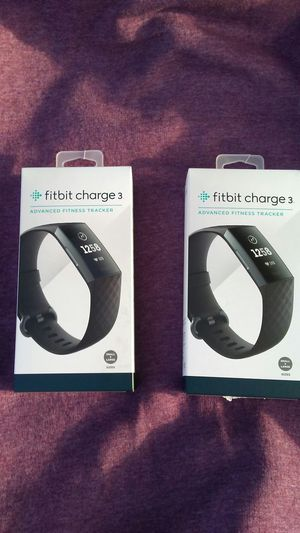 Fitbit Charge 3 for Sale in Renton, WA