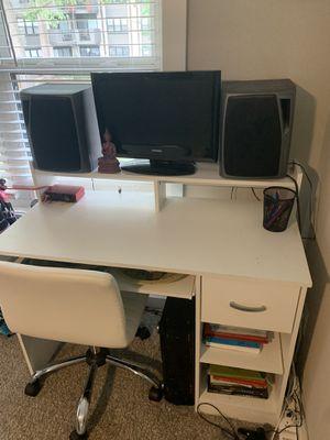 Modern White Desk for Sale in Atlanta, GA