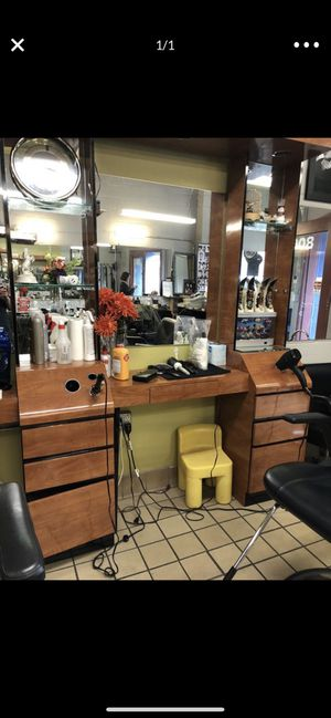 Free hair station for Sale in Renton, WA