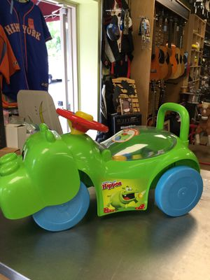 Hungry Hungry Hippos Ride-On Game for Sale in Matawan, NJ