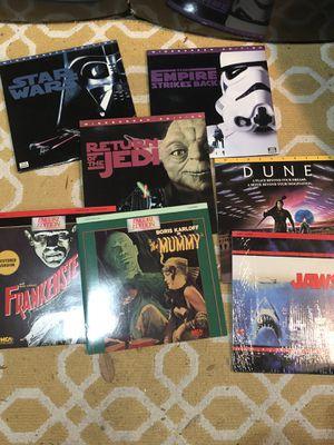 Laserdiscs for Sale in Orlando, FL